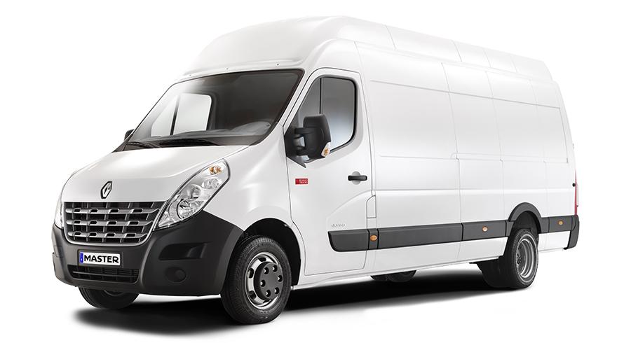 Alquiler de furgonetas en Murcia